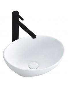 Umywalka Nablatowa Ceramiczna Sofia Mini White Biała