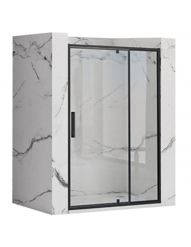 Drzwi Prysznicowe Otwierane Rapid...