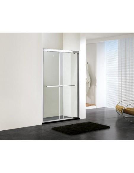 Drzwi Prysznicowe Move 140 Szkło Laminowane