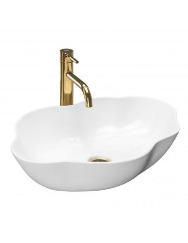 Umywalka Ceramiczna Nablatowa Pearl...