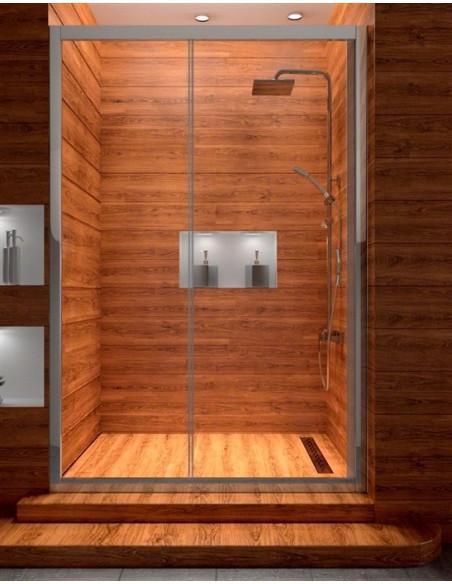 Drzwi Prysznicowe Przesuwne Slide 140