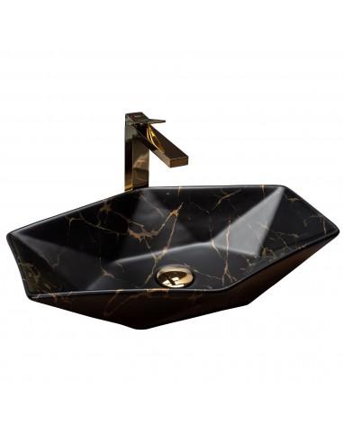 Umywalka Ceramiczna Vegas Black...