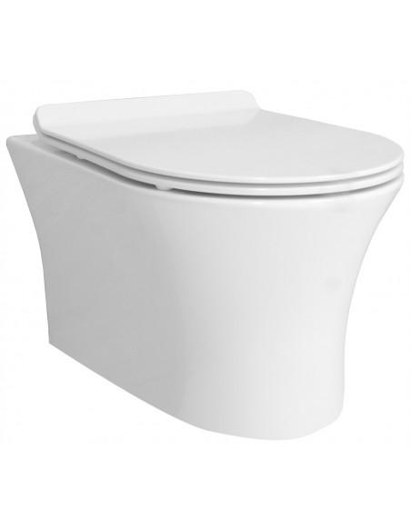 Misa WC Sergio Rimless