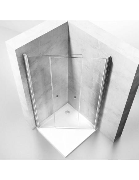 Kabina Prysznicowa Easy Space 80 x 80 cm