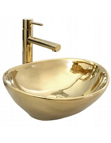 Umywalka Ceramiczna Sofia Gold